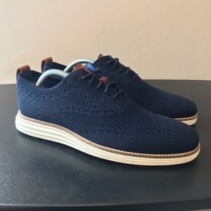 NEW Cole Haan OriginalGrand Stitchlite Wingtip
